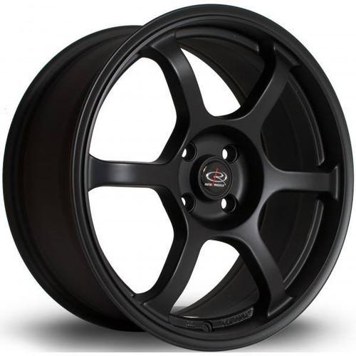 Rota Boost Alloy Wheels Fblack