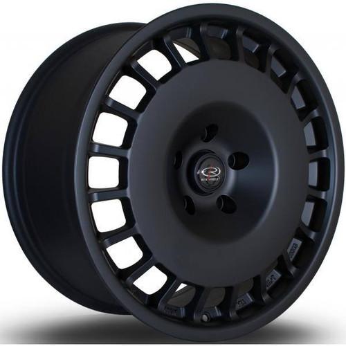 Rota D154 Alloy Wheels FBlack