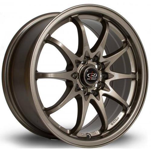 Rota Fight Alloy Wheels Bronze