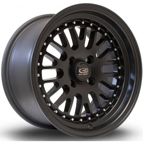 Rota Flush Alloy Wheels Fblack