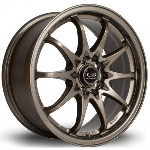 Rota Force Alloy Wheels Bronze