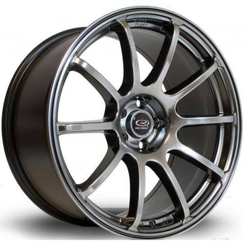 Rota Force Alloy Wheels Hblack