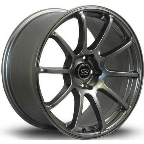 Rota Force Alloy Wheels Steelgrey