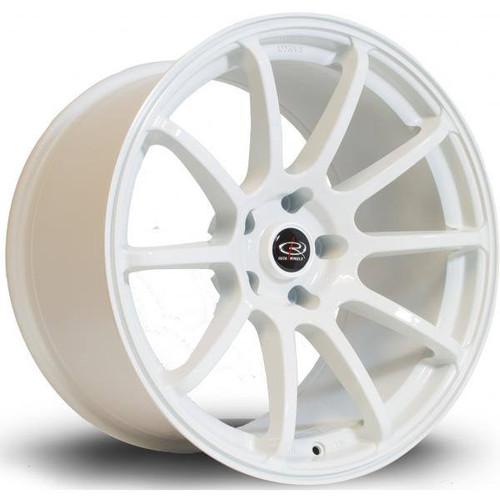 Rota Force Alloy Wheels White