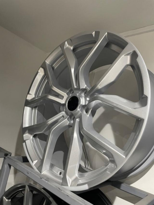 """22"""" silver alloy wheels for range rover sport discovery vogue"""