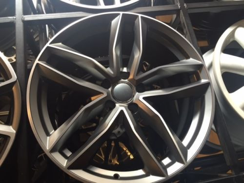 "21""rs6 c gmp alloy wheel for audi q7/vw tourag 5x130/porsche cayenne"