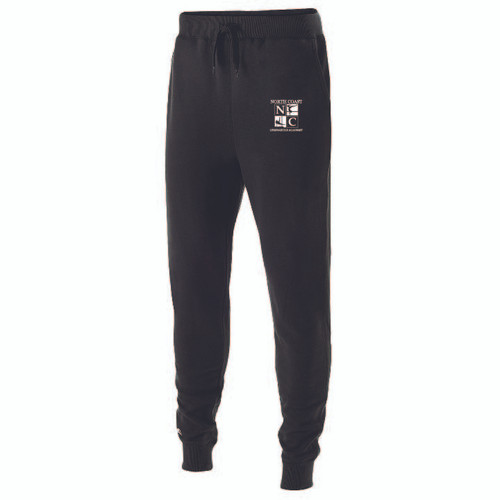 NC - Black Joggers (Youth)
