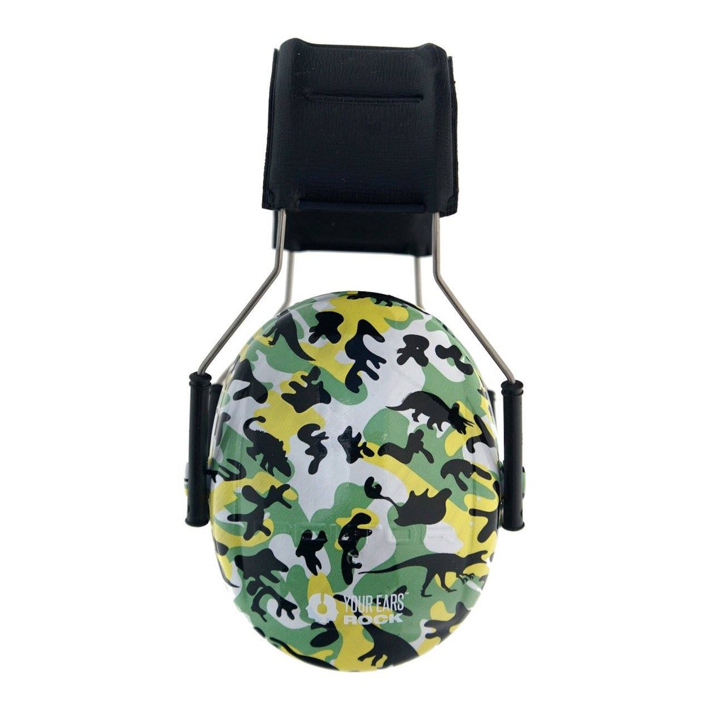 DINO CAMO 3M™ Hearing Protection Earmuffs