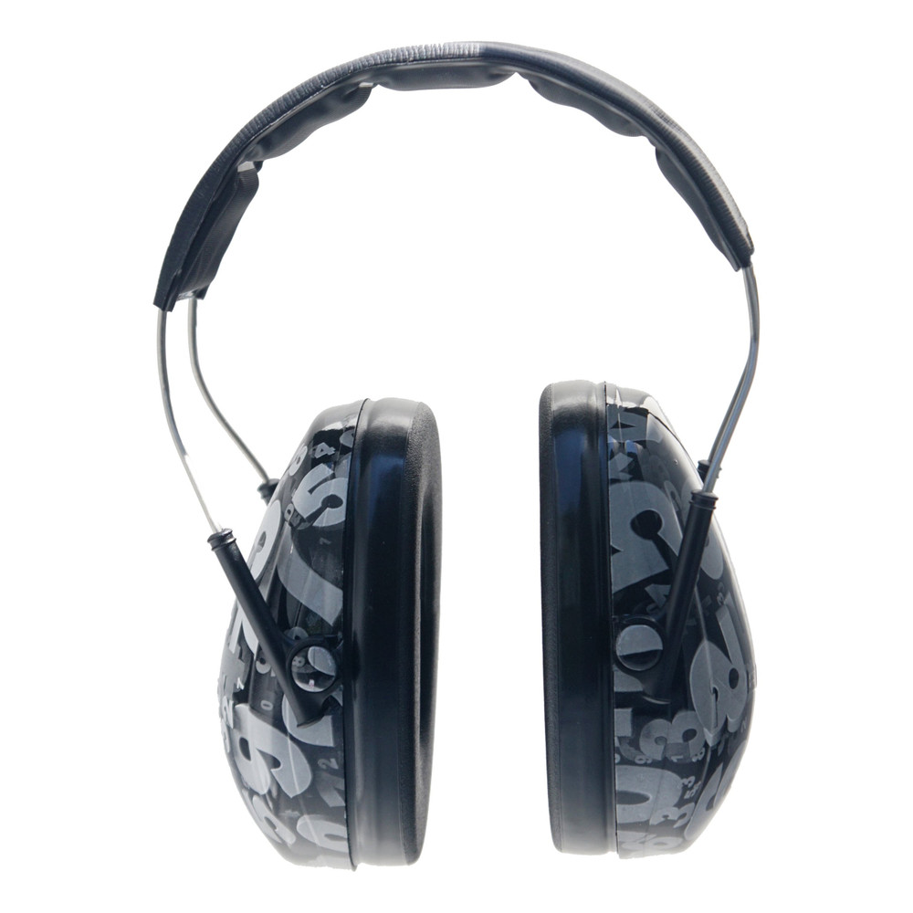 NUMBERS 3M™ Hearing Protection Earmuffs