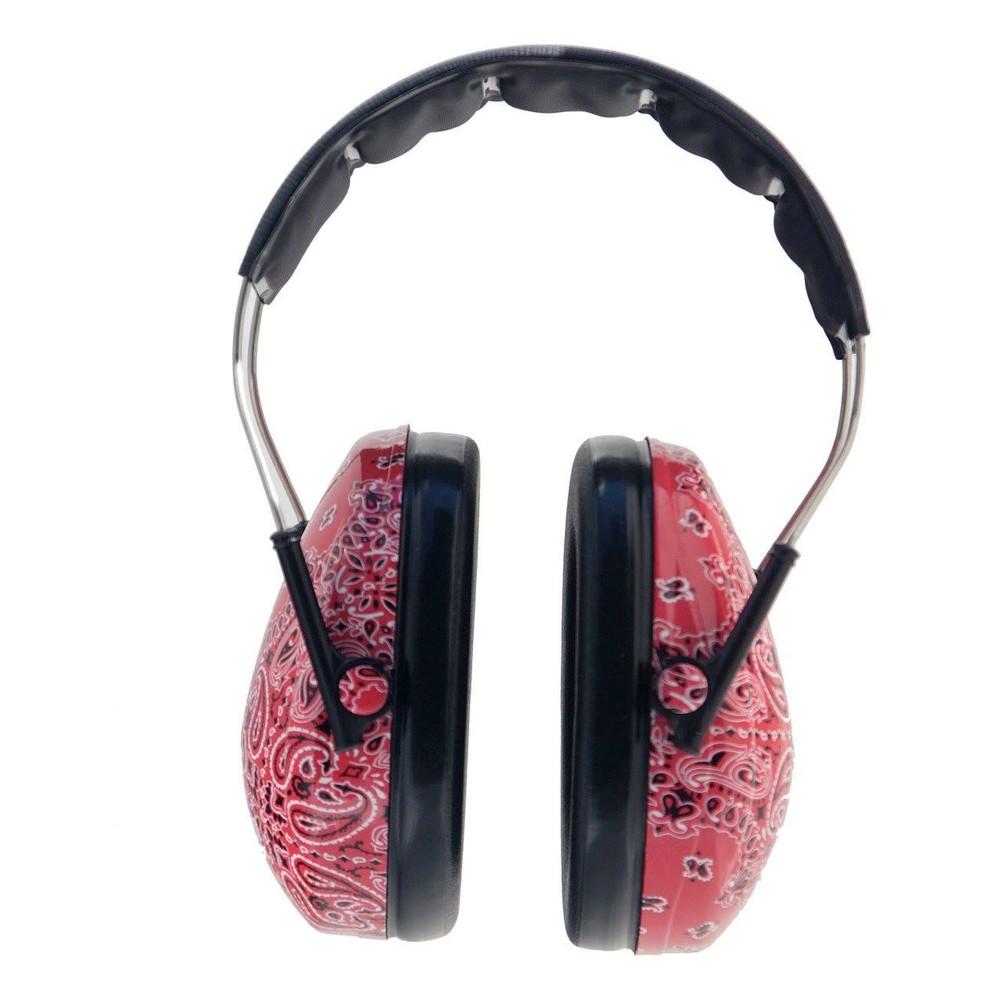 BANDANA Pink 3M™ Hearing Protection Earmuffs