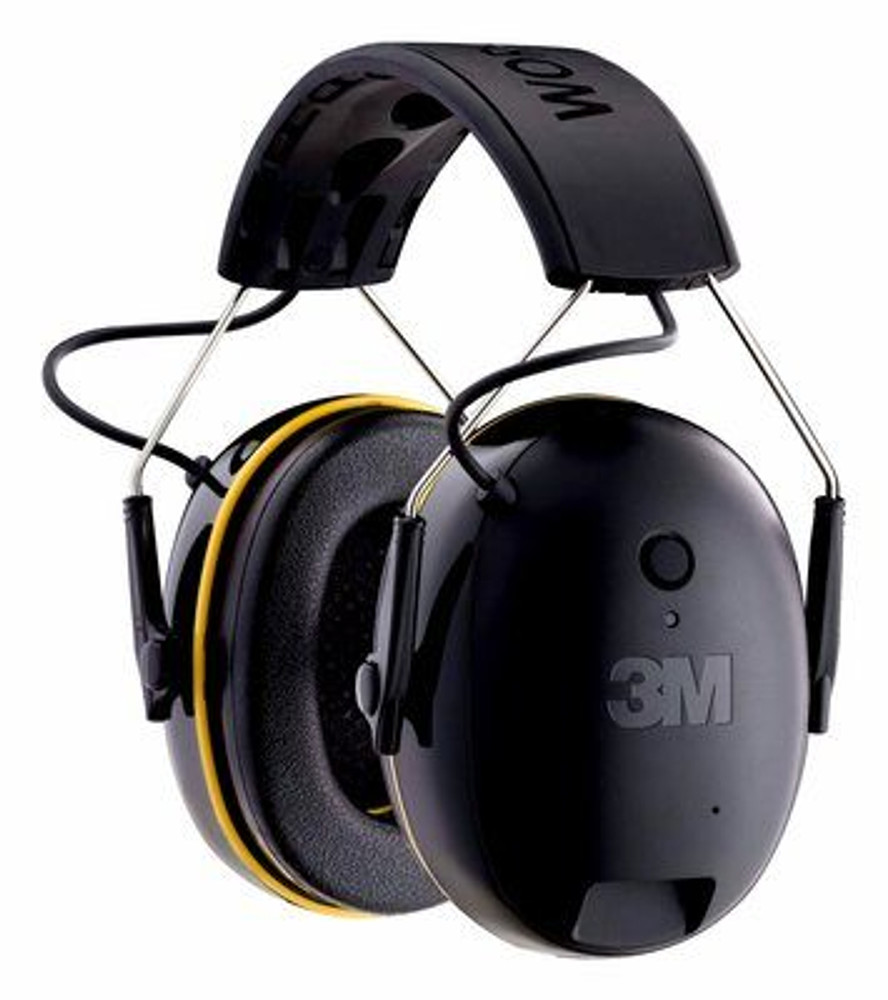 3M™ WorkTunes™ Connect with Bluetooth® Wireless Technology Earmuff