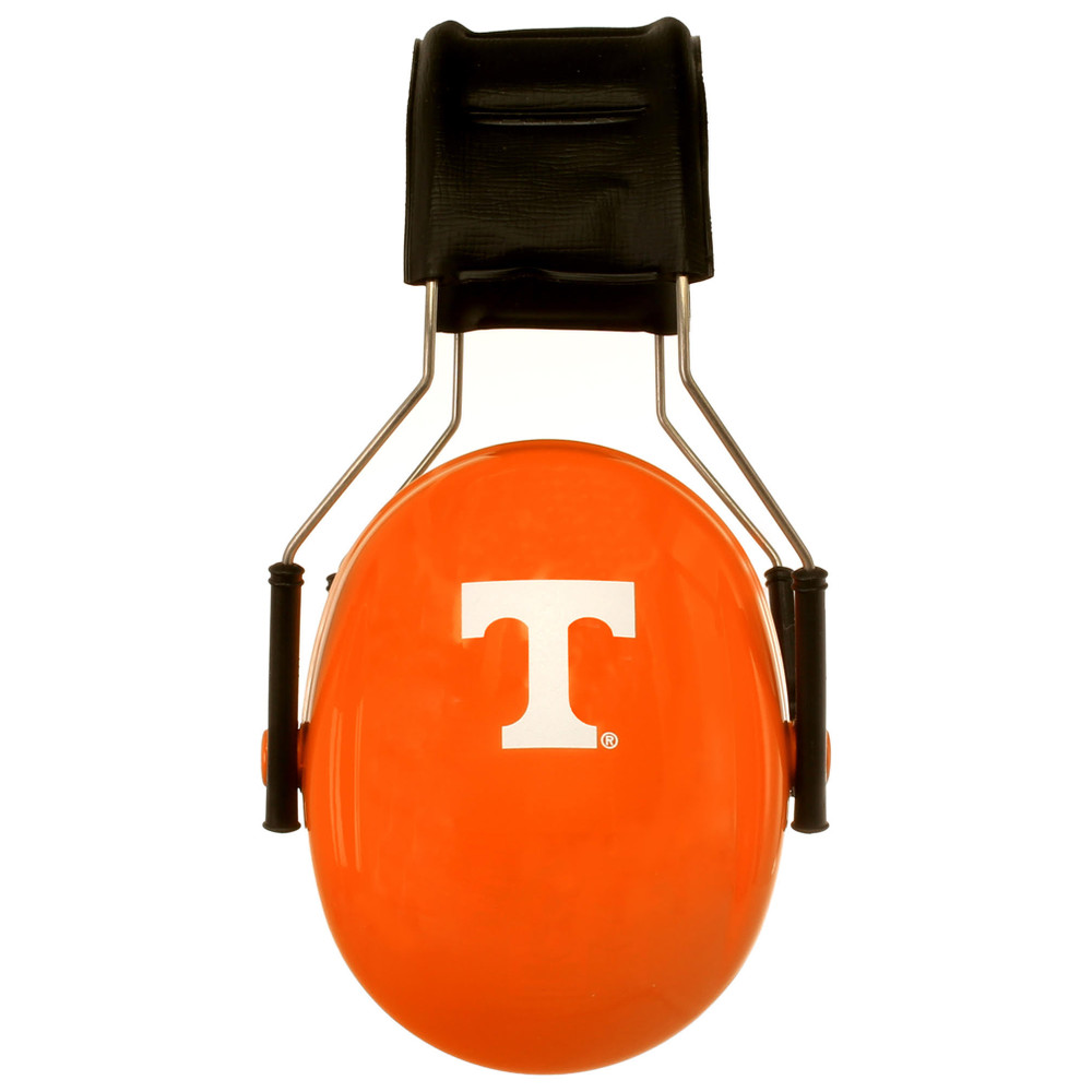 Officially Licensed University of Tennessee Vols Orange 3M™ Hearing Protection Earmuffs