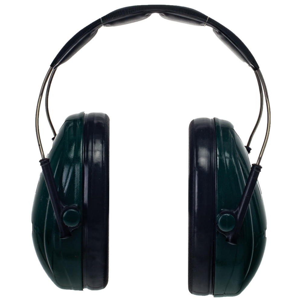 Officially Licensed Michigan State University Spartans Green Hearing Protection Earmuffs