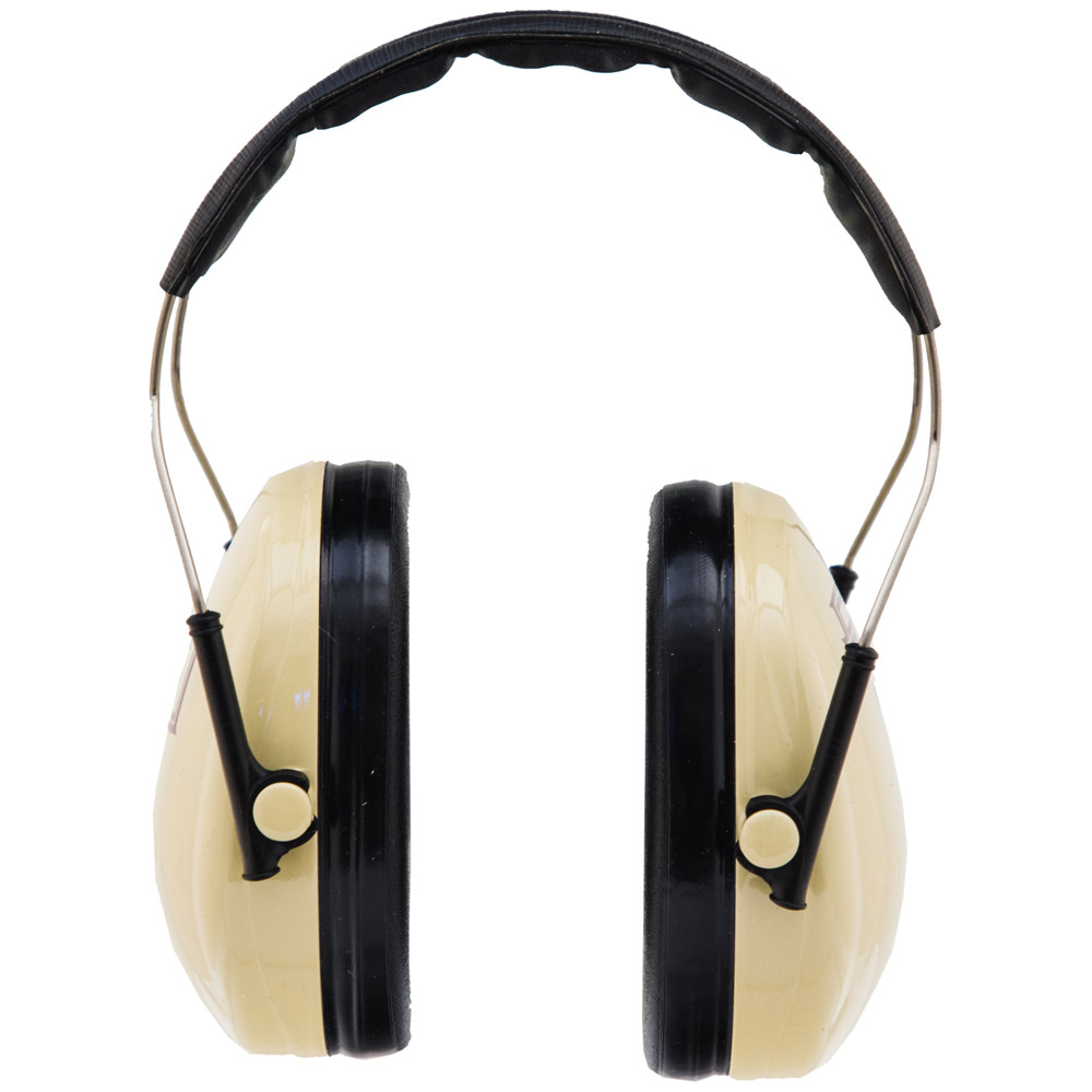 Officially Licensed Florida State University Seminoles Gold 3M™ Hearing Protection Earmuffs