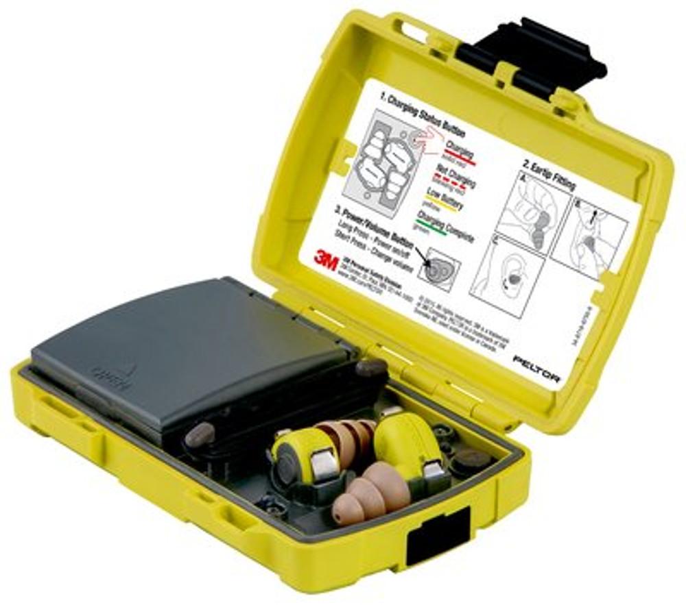 3M™ PELTOR™ Level Dependent Earplug, LEP-200