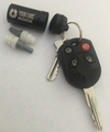 3M™ E-A-R HiFi Earplugs with Aluminum Laser-engraved Keychain Container