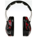 Officially Licensed University of Southern California Trojans Cardinal Splash 3M™ Hearing Protection Earmuffs