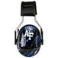 Officially Licensed Air Force Academy Falcons Blue Splash 3M™ Hearing Protection Earmuffs