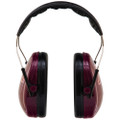 Officially Licensed University of Minnesota Gophers Maroon Carbon Fiber 3M™ Hearing Protection Earmuffs