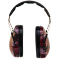 Officially Licensed University of Southern California Trojans Cardinal Camo 3M™ Hearing Protection Earmuffs