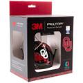 Officially Licensed University of Oklahoma Sooners Crimson Splash 3M™ Hearing Protection Earmuffs