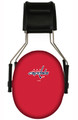 Officially Licensed Washington Capitals 3M Hearing Protection Earmuffs