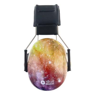 YER X 3M GALAXY Noise Reducing Earmuff