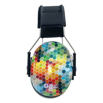COLORFUL HEX 3M™ Hearing Protection Earmuffs