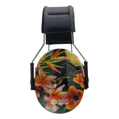 TROPICAL FLOWER 3M™ Hearing Protection Earmuffs