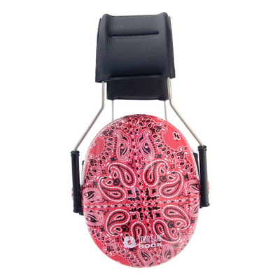 BANDANA Pink 3M™ Hearing Protection Earmuffs