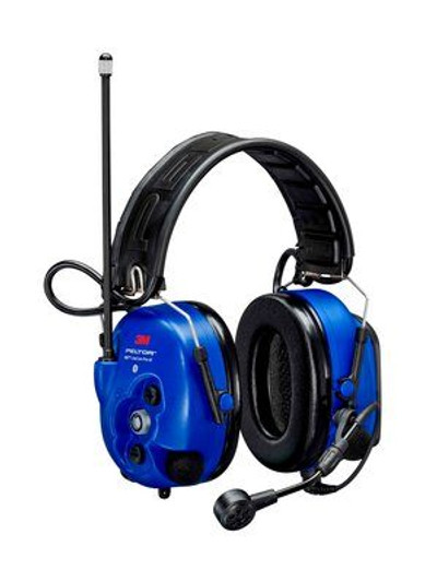 3M™ PELTOR™ WS™ LiteCom PRO III Headset - Intrinsically Safe