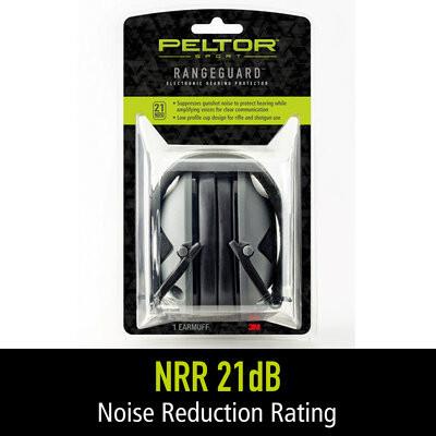 Peltor™ Sport RangeGuard™ Earmuff