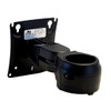 POS Double Pivot Flat Panel Monitor Mount Rotating Pole Clamp