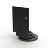 Ingenico iSC250 Credit Card Stand Low Profile Locking by Swivel Stands