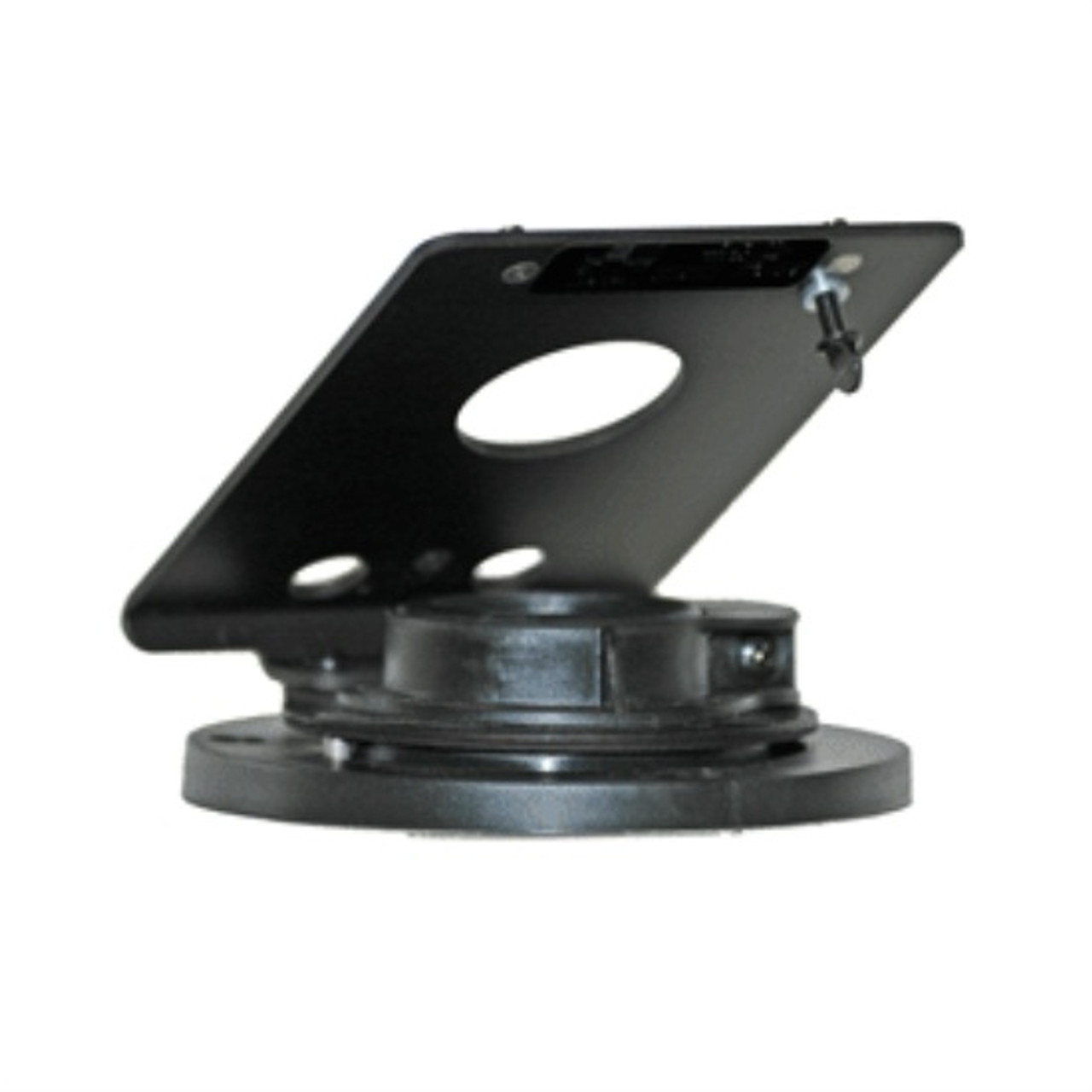 VeriFone Everest Credit Card Stand Fixed Angle Open Hole by Swivel Stands