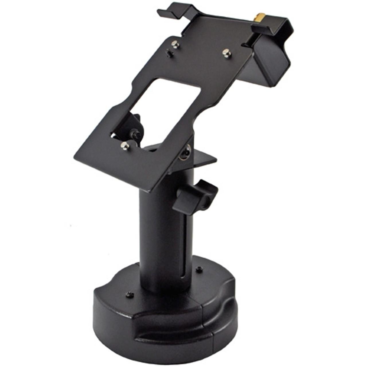 Swivel Stands Credit Card Stand Locking Telescoping Pedestal VeriFone MX925