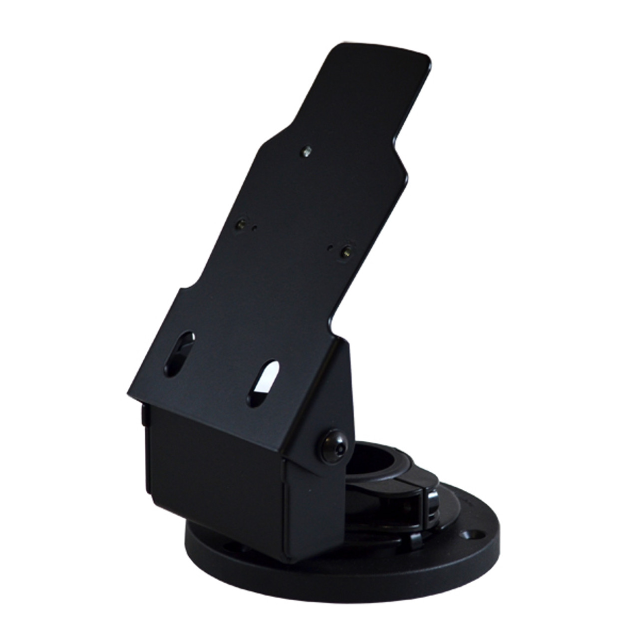 VeriFone VX805 Credit Card Stand Low Profile by Swivel Stands