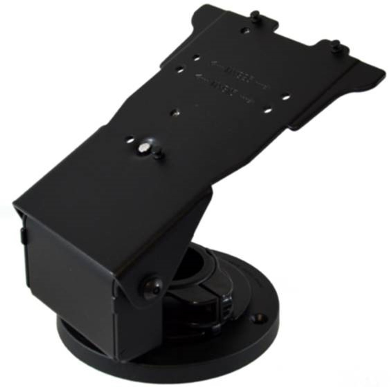 Verifone MX915 POS Stand Open Hole Flip Up EMV Clearance by Swivel Stands