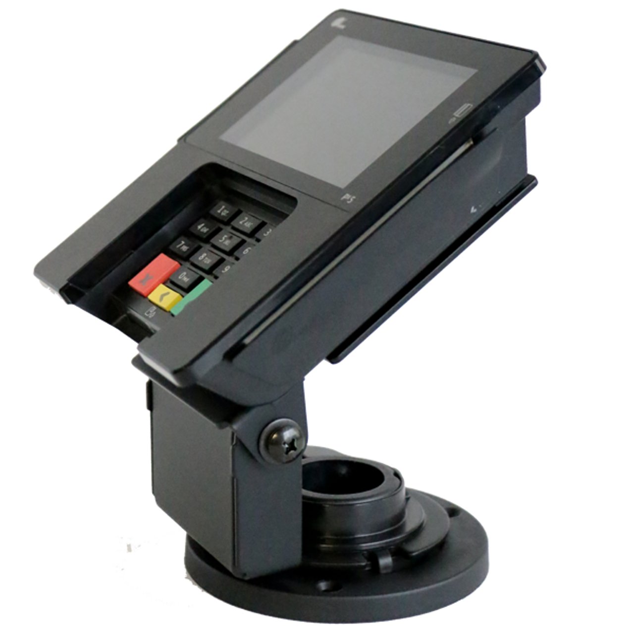 Low Profile PAX PX5 PX7 Credit Card Stand by Swivel Stands