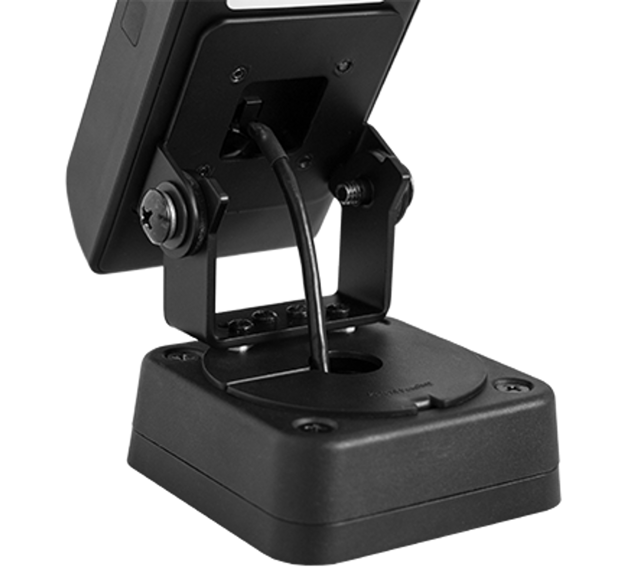 Verge e355 Square Base Non-Charging Stand for Verifone e355