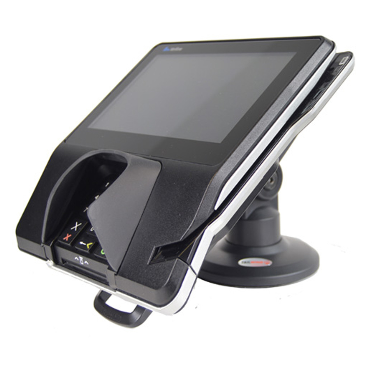 Verifone MX915/MX925 and M400 Stand 3-Inch FlexiPole FirstBase Compact