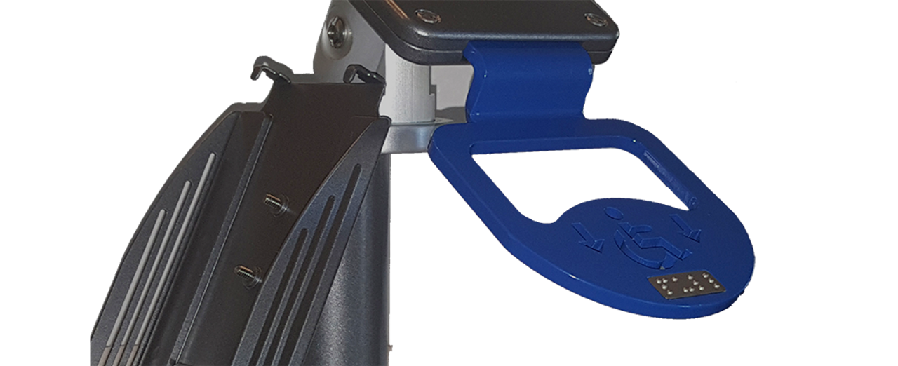 Verifone MX925 Credit Card Stand ADA Compliant