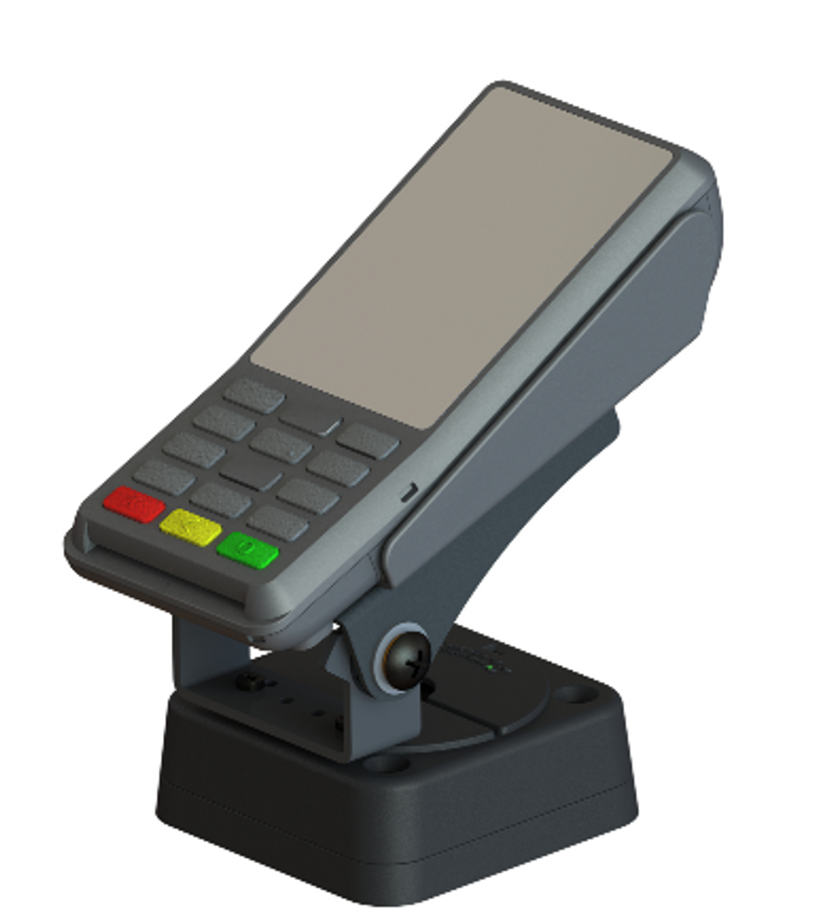 Verifone P400 Low Profile Credit Card Stand by Swivel Stands