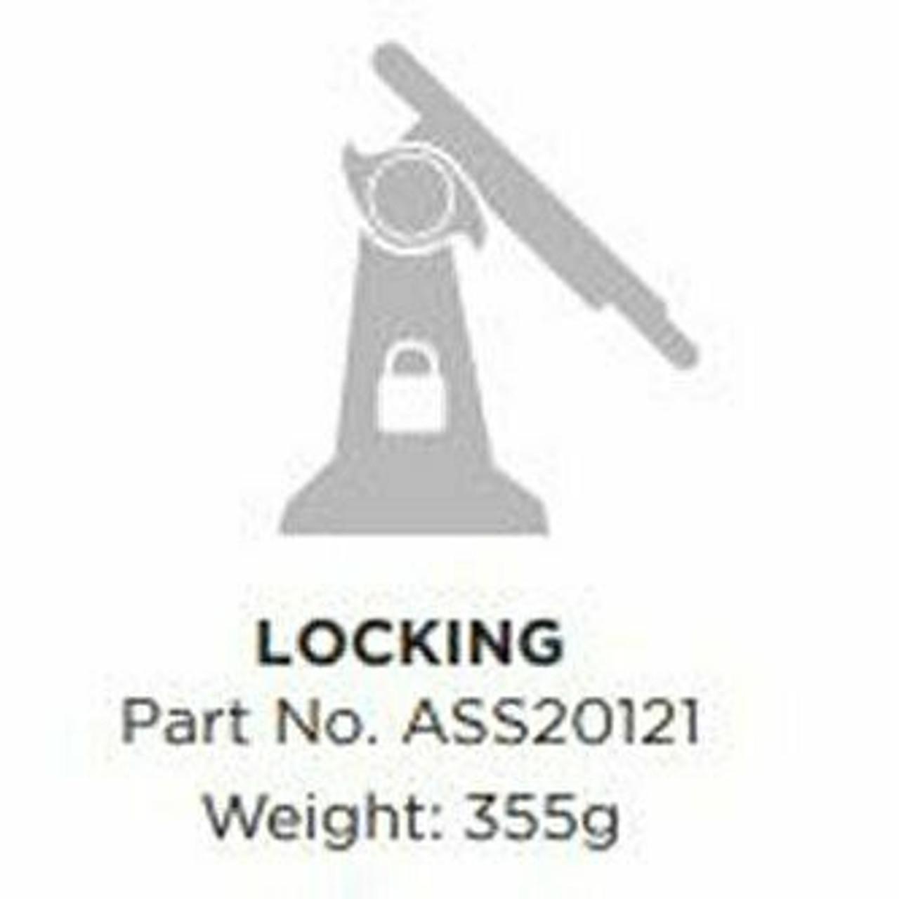 Dejavoo Z3 and Z6 Tailwind FlexiPole Plus Locking Stand