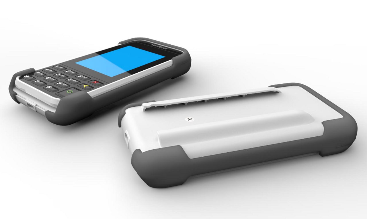 Verifone e285 Rugged Case by ENS