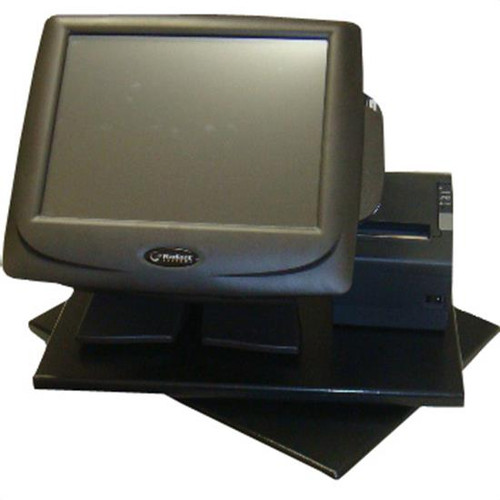 Turn Table Platform 15x20 Inch Credit Card Stand by Swivel Stands