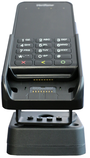 Verge e355 Square Base Charging Stand for Verifone e355