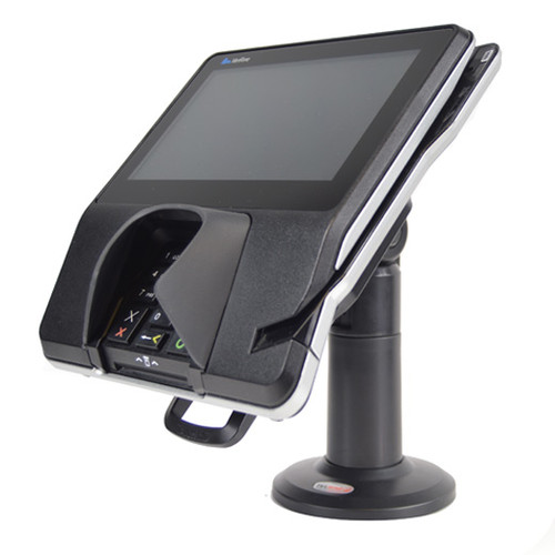 Verifone MX915/MX925 and M400 Stand 7-Inch FlexiPole FirstBase Complete