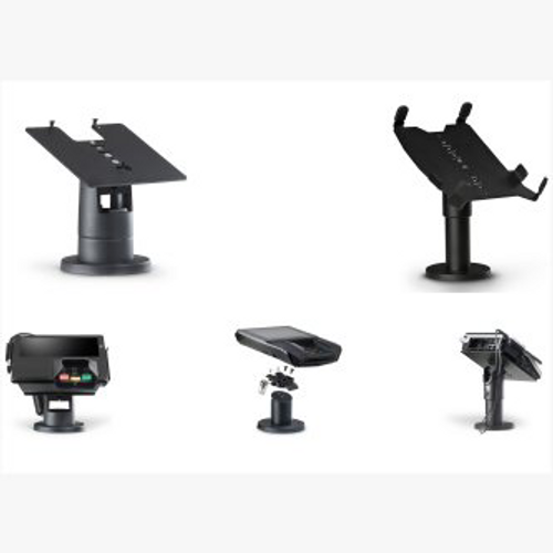 PAX S500 Credit Card Stand Low Profile by SpacePole