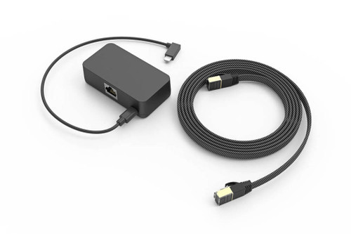 Gigabit Ethernet + Power Upgrade kit for Zoom Room Consoles  by Heckler Design